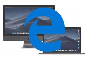 拉攏果粉心?微軟全新大改版的 Edge 瀏覽器首度登陸 macOS !