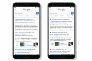 你有發現嗎?Google 搜尋小改版、多了可愛的小元素