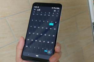 安卓粉快更新!Google 日曆「黑暗」模式來了,一鍵設定這樣做!