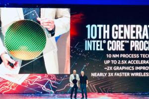代號  Ice Lake ! Intel 公佈第十代十奈米處理器