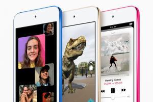 蘋果又爆驚奇彩蛋!新款 iPod Touch 無預警上架了