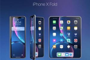 美國專利商標局文件曝光!「G」字型可摺疊 iPhone 浮出水面