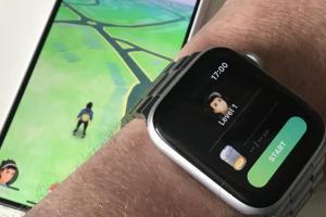 不能用手錶抓怪了!《Pokémon Go》將停止支援 Apple Watch
