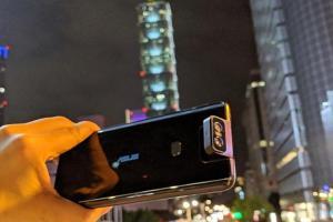 超猛翻轉鏡頭+超大電量!華碩公布 ZenFone 6 台灣售價、五大電信資費
