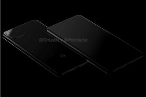 Google Pixel 4 新渲染圖曝光!相機設計很有「iPhone 味」