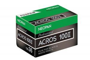 黑白照片還有市場!富士推出第二代 Neopan 100 Acros 底片