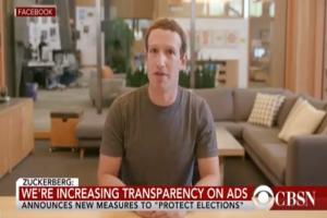 抗議 FB 不下架假新聞?CEO 祖克柏被做成假影片「開講」