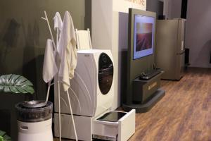 冰箱、洗衣機都能用手機操控!LG「Dream Home」大秀旗艦家電