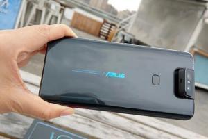 外媒評最佳全螢幕 Android 手機!ZenFone 6 上榜