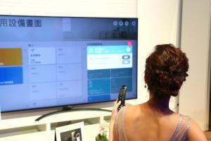 LG 三款 OLED 4K 智慧電視登台!可操控家電、還能回 LINE 訊息