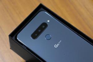 魔術機關藏在這!LG 今年首款旗艦 G8s ThinQ 開箱搶先看