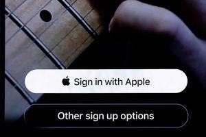 「Sign in with Apple」不遠了?傳 Apple 在 iCloud 網頁版測試新登入功能