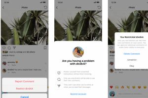反制網路霸凌、讓社群更正面!Instagram 規劃兩新招