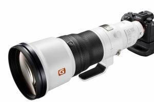 Sony 新大砲來了!兩款 E 接環全片幅超望遠鏡頭上市