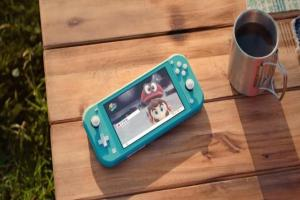 任天堂 Switch 掌機版正式登場!顏色超可愛、售價更親民