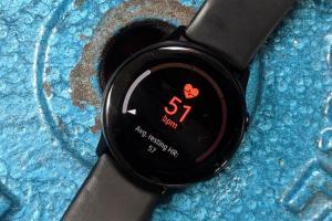 傳三星智慧錶 Galaxy Watch Active 2 官方照流出!外媒曝上市時間點