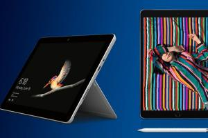 筆電最佳替代品?iPad Air、Surface Go 外媒這樣選