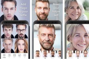爆紅「老臉」App 這樣玩!一鍵預測 50 年後的自己