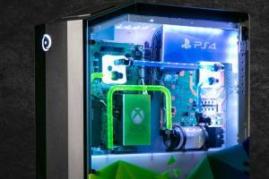 遊戲玩家的夢幻逸品!PC、Switch、Xbox、PS4 四合一電腦誕生