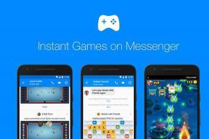 Messenger 小遊戲暫時下架!臉書計畫打造新遊戲專區