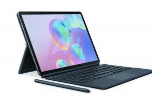 挑戰 iPad 和微軟 Surface!三星新平板 Galaxy Tab S6 傳搭鍵盤觸控板?