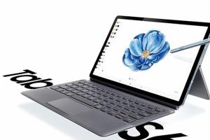 三星挑戰 iPad Pro 的最新武器!旗艦平板 Galaxy Tab S6 正式登場