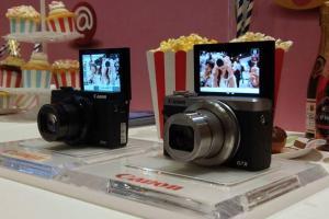 網紅、YouTuber 圈粉神器!Canon 發表兩款 Powershot G 新相機