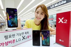主打高性價比! LG 推出2019版中階機 X2、 K30