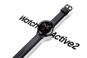 又能「轉」了!三星發表智慧手錶 Galaxy Watch Active 2