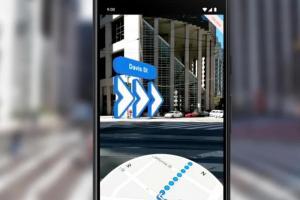 路癡救星!Google Maps「AR 實景導航」將開放給 iPhone、更多 Android 手機