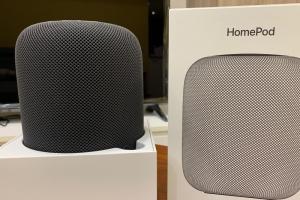 (影音)智慧音響 HomePod 開箱體驗:近年「蘋果味」最重的產品