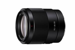 美食照片、街拍新武器! Sony FE 35mm F1.8 定焦鏡頭上市