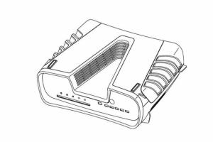 PS5 就長這樣?Sony 專利曝神秘「深V」散熱凹槽
