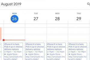 Google「行事曆」成網路釣魚陷阱!2 招快速杜絕詐騙訊息