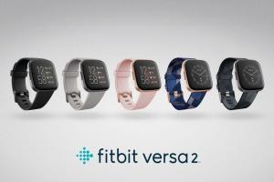 強打 4 項睡眠偵測新功能!Fitbit Versa 2 智慧手錶 10 月台灣上市