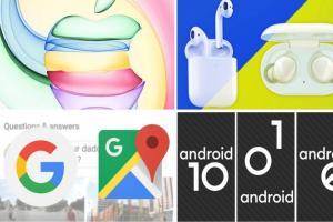 【本週 5 大科技新聞】新iPhone亮相倒數計時!Google地圖新功能超貼心