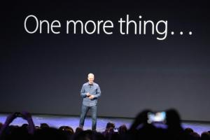 比新 iPhone 更大的驚喜?爆料:蘋果今年藏有「One More Thing」