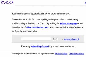 【快訊】Yahoo 所有服務大當機!官方回應這麼說