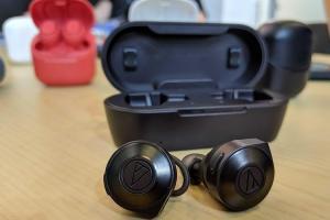 無線漸成主流!鐵三角兩款新藍牙耳機正式登場