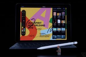 螢幕尺寸變大了!全新第七代 iPad 正式登場、支援Apple Pencil
