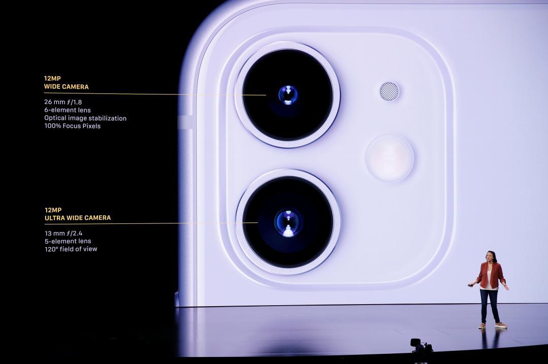 中華電 iPhone 11 資費出爐!1.3 萬起可分期 24 個月