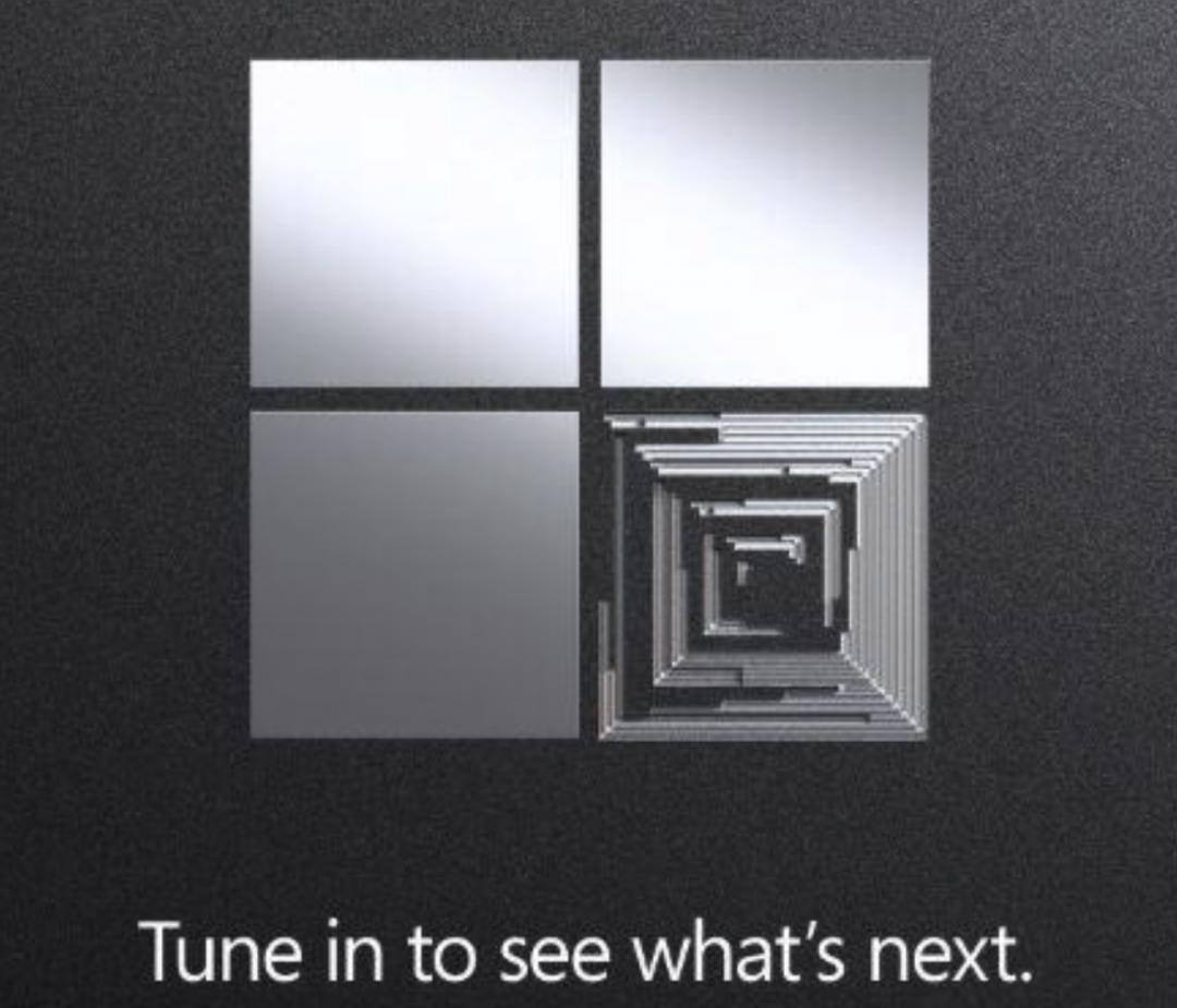 不只新款 Surface 電腦!微軟暗示發表會還有其他新品