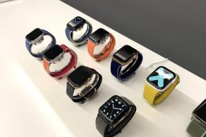 搭鈦金屬、陶瓷!Apple Watch Series 5 / Edition 直擊