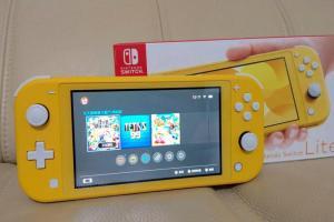 任天堂真正的「掌機」續作!Switch Lite 開箱體驗