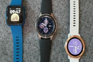 智慧手錶大戰蓄勢待發!三大品牌對 Apple Watch 下戰帖