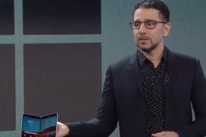 微軟「One More Thing」超驚喜!突襲發表雙螢幕 Android 手機