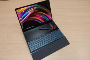 「雙螢幕筆電」不是噱頭!華碩 ZenBook Pro Duo 開箱評測