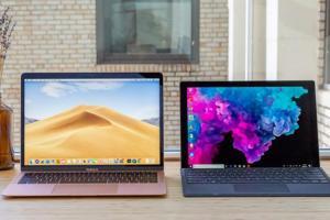 輕薄筆電買哪台?Surface Laptop 3、MacBook Air 超級比一比