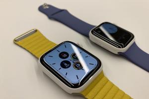 蘋果藏招?原來 Apple Watch 5 最大升級還沒公開
