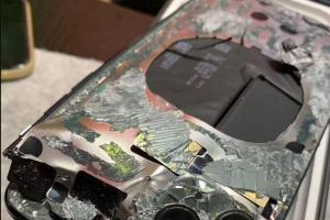 iPhone11 Pro 的跳車後照片 網笑:鏡頭好神勇